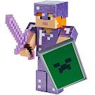Minecraft Ghast vs Alex Survival Mode Figures