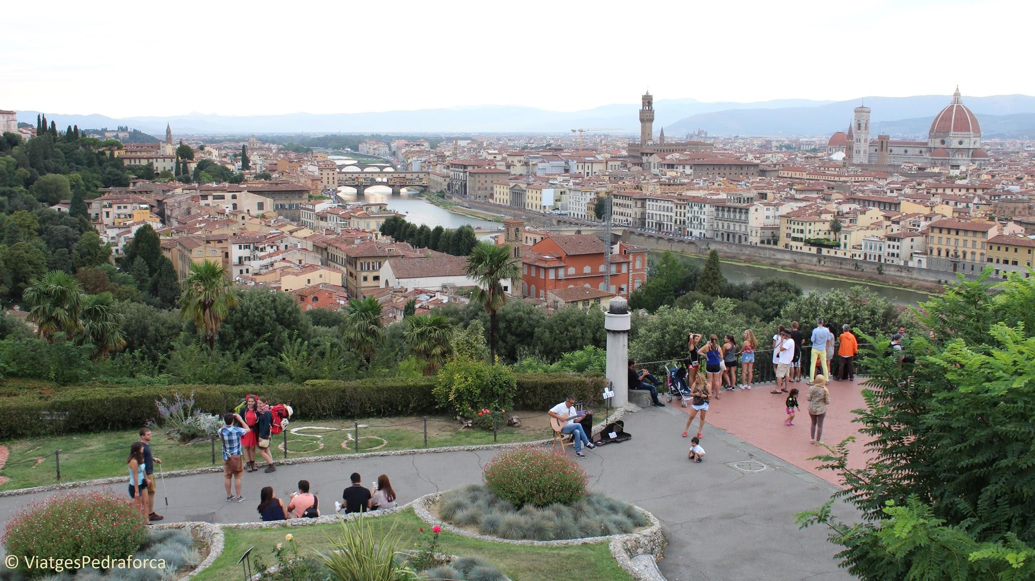 Firenze, Oltrarno, Centre Històric de Florència, Unesco, Patrimoni de la Humanitat, Toscana, Itàlia