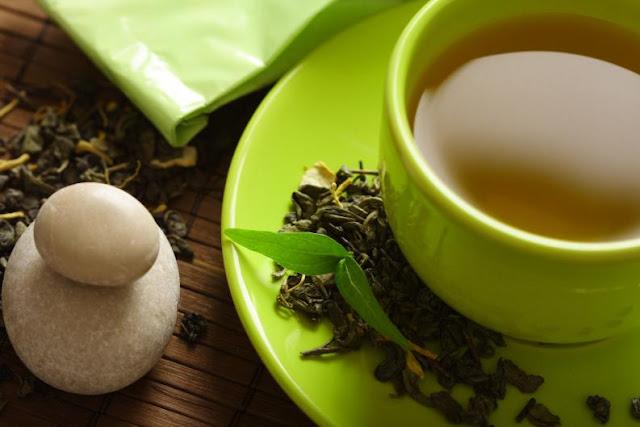 A temperatura da água varia de acordo com o tipo de chá
