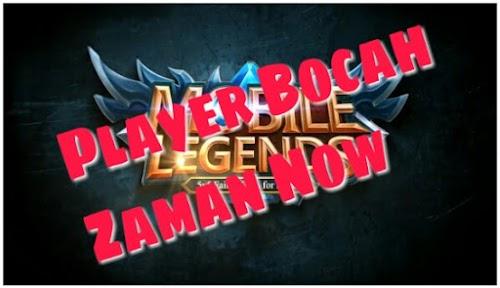 Miris!Alasan Kenapa Mobile Legends Disukai Player Bocah