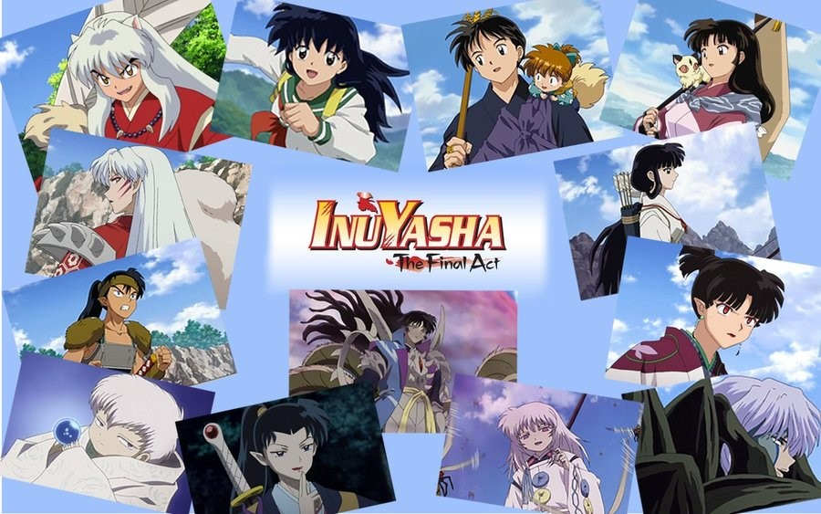 Anime Spotlight: InuYasha The Final Act