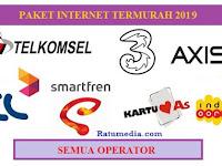 11 Paket Internet Termurah Juni 2019