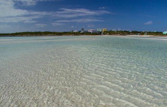 Black Point beach, Bahamas