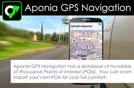 Aponia GPS Navigation Apk For Android