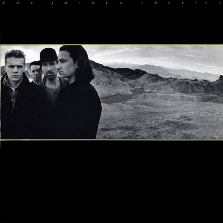 """In God's Country"" U2 song lyrics from The Joshua Tree album"