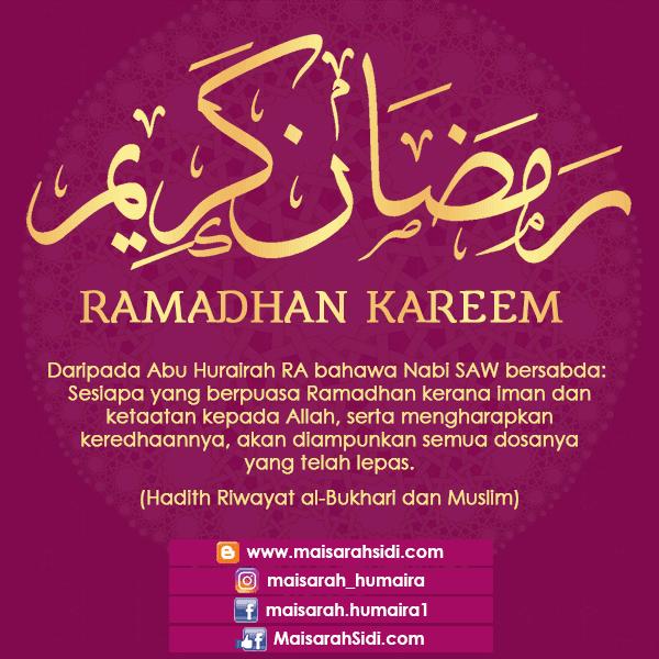 ramadhan, ucapan ramadhan, puasa