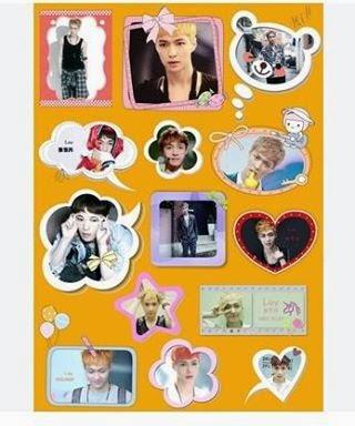 Sticker   Kpop Stuff