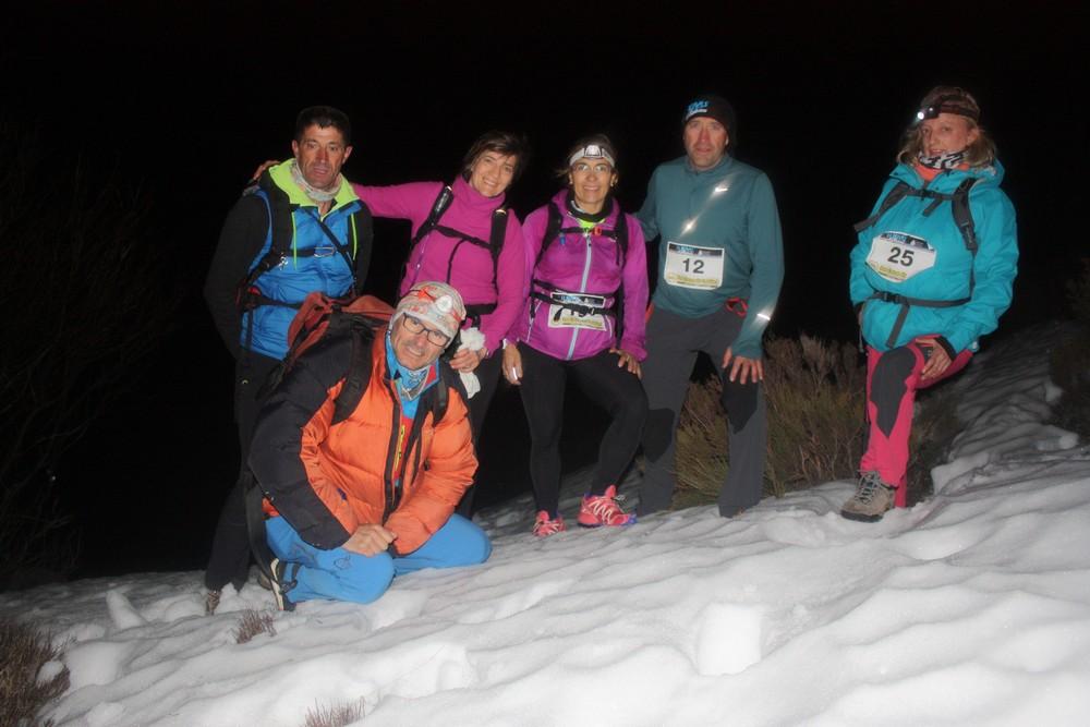 La ganadora del II Trail Tres Cerros, Eliise Hoogand. /TRAIL CASTILLA Y LEÓN