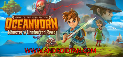 Download Oceanhorn Mod Apk + Data v1.1 (Unlocked/Unlimited Money) Full Terbaru