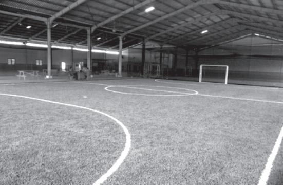Makalah Teknik Dasar Permainan Futsal