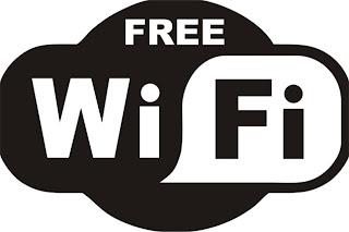 Hasil gambar untuk wifi gratis