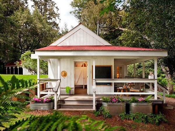 Honey I Shrunk The House: Small House Architects