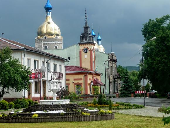 Болехів Івано-Франківської області. Україна