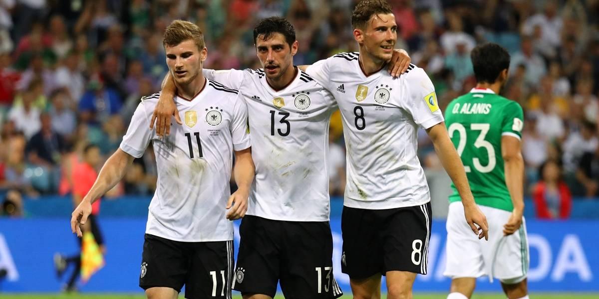 Saiu a convocação da seleção alemã para os jogos contra República Tcheca 8cc9f8860b267