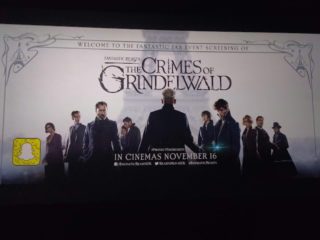 Fantastic Beasts; The Crimes of Grindelwald review
