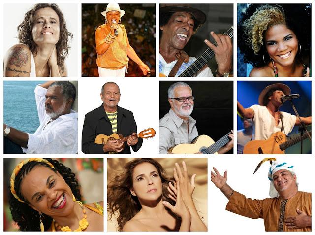 Dia do Samba na Bahia!