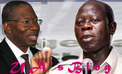 Jonathan Is A Zoologist From The Swamps Of Otueke - Oshiomhole Fires Back At Ex-President