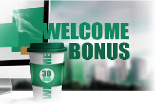 Бездепозитний бонус 30 $