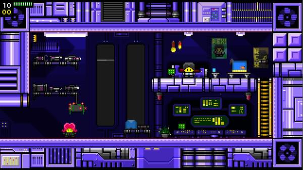 Rex Rocket PC Game