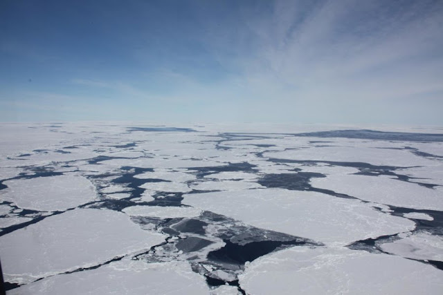 Decades of satellite monitoring reveal Antarctic ice loss