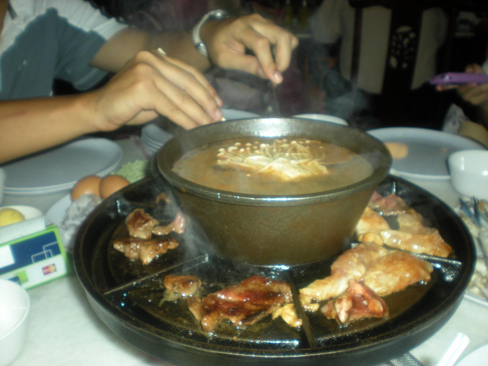 Dapur Steamboat Dan Grill Untuk Dijual Desainrumahid