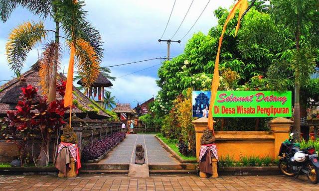 Desa Panglipuran Bali