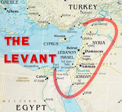 Daeş'in Rüyası: Levant Bölgesi