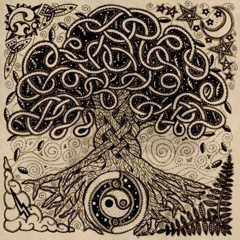 El árbol De La Vida Y Su Significado Caminar Sanando