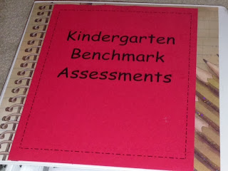 data binder for kindergarten