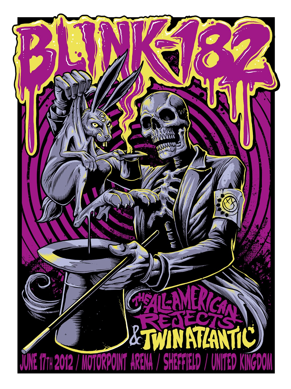 Will Blink  Tour In