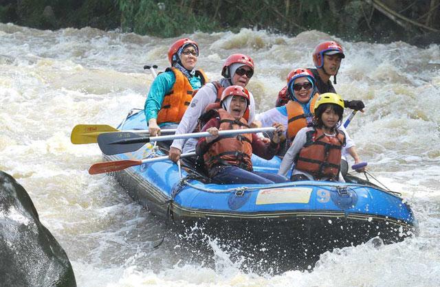Arung Jeram Soko Adventure Blitar