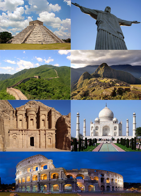 new7 wonders of the world