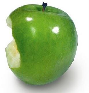 si apple hijau
