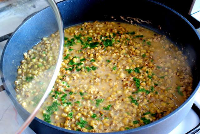 fasola mung,złota fasolka,sklep skworcu,olej lniany,szybkie danie,zdrowe danie,zupa,