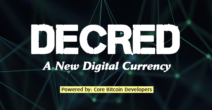 decred-bitcoin-currency