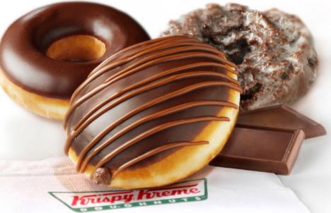 Double Chocolate Cake Donut Recipe