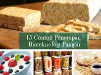 Bioteknologi Pangan : Pengertian Dan 15 Contoh Produk yang Dihasilkan