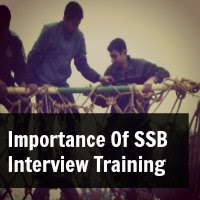 Importance Of SSB Interview Training by Col. Kataria