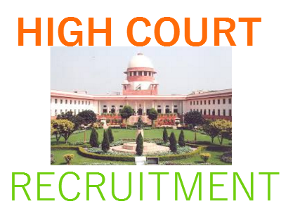 high-court-recruitment