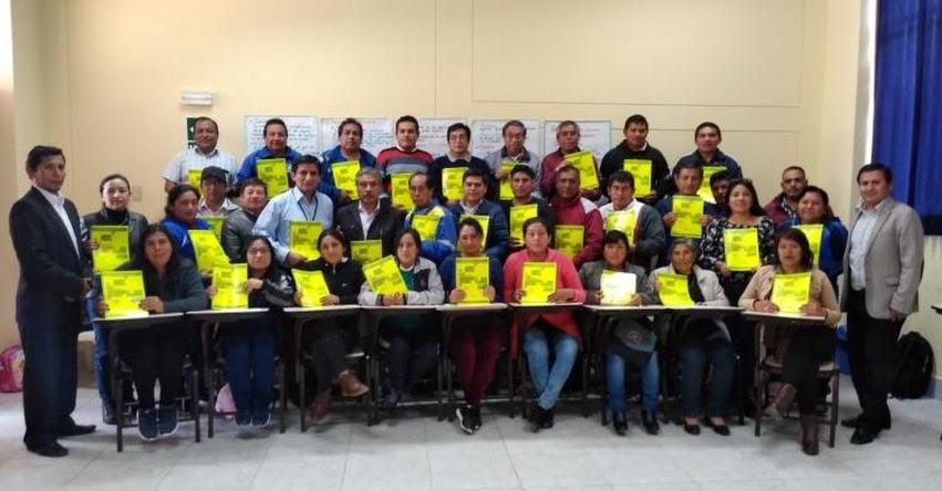 UGEL Santiago de Chuco realizará «I Taller para fortalecer uso de los entornos virtuales»