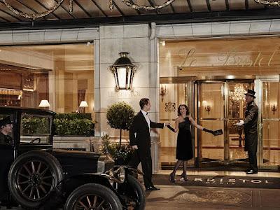 Hotel Le Bristol Parigi