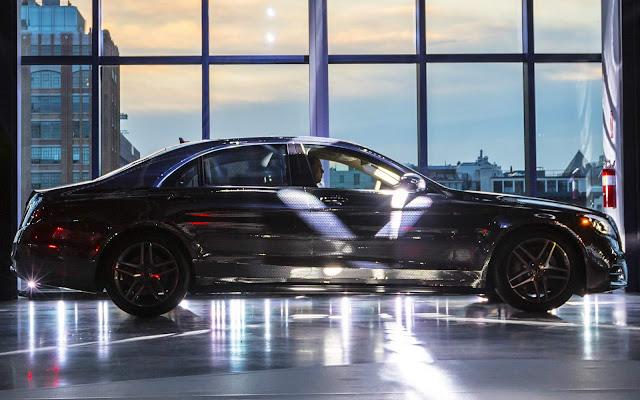 Novo Mercedes-Benz Classe S 2018