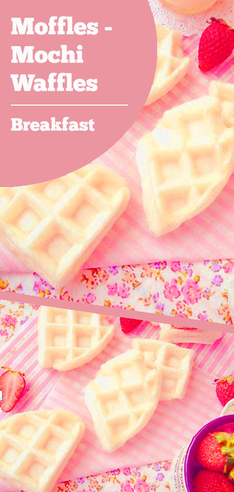 Super Easy Homemade Mochi Waffle Recipe - Dessert & Cake Recipes. This waffles recipe is our absolute favorite! Creating fluffy waffles that are incredibly light, crispy, and super easy to make! You'll be happy to wake up and have these waffles for breakfast or brunch. #ketorecipes #ketowaffles #keto #ketodiet #ketogenic #ketogenicdiet #waffles #wafflesrecipes #wafflerecipe #ketobreakfast #simplewaffles #fluffywafflerecipe
