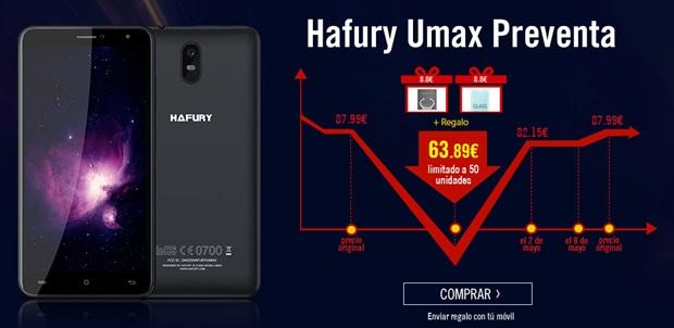 [Análisis] HAFURY UMAX, lo nuevo de HAFURY en preventa por menos de 70 euros