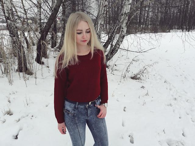 sweterek zaful