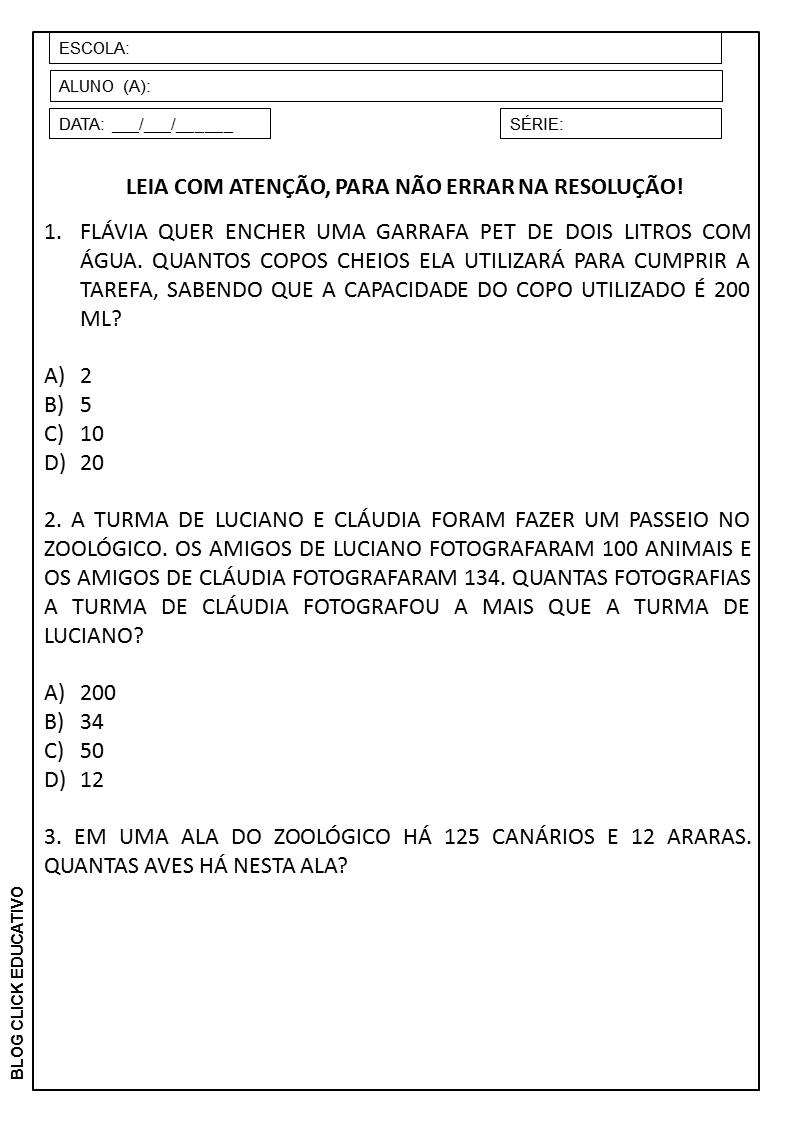 Didatica da resolução de problemas de matematica