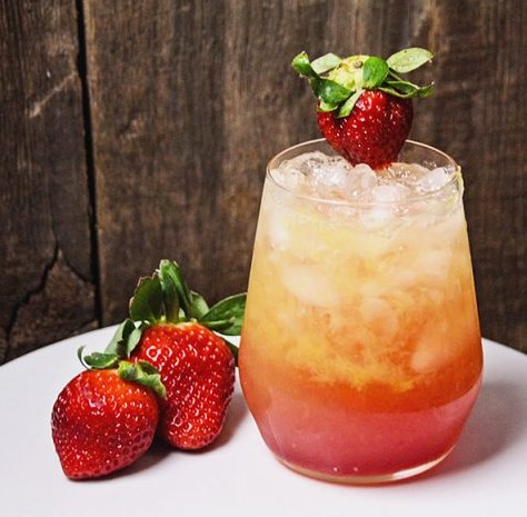 Strawberry Screwdriver