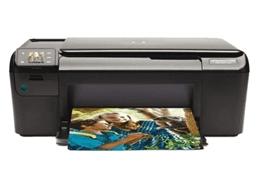 Image HP Photosmart C4680 Printer