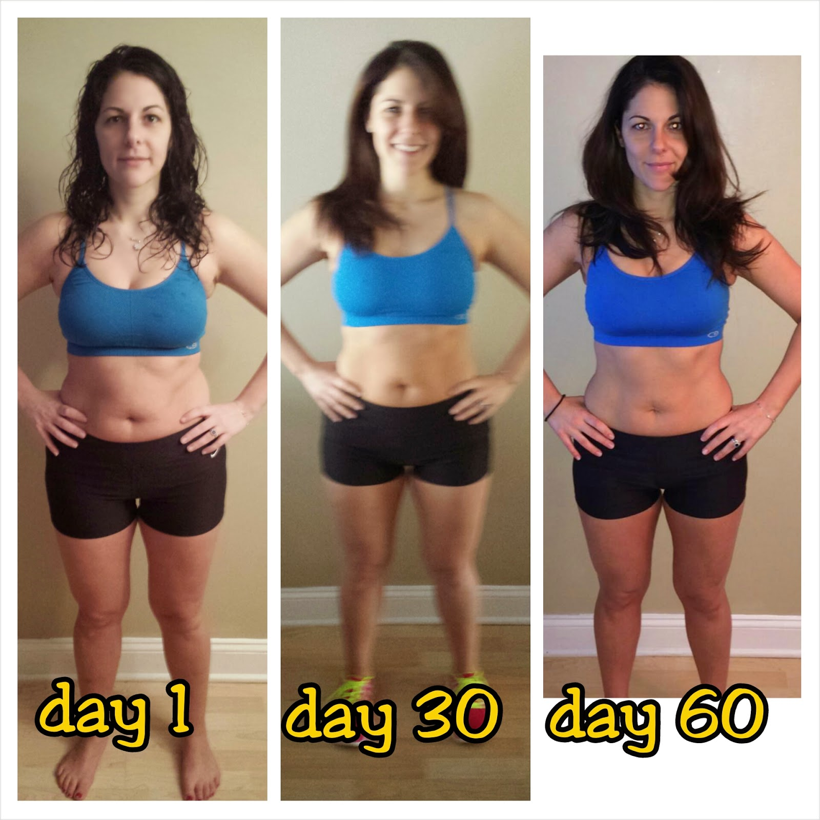 T25 Alpha, followed by one round of 21 day fix