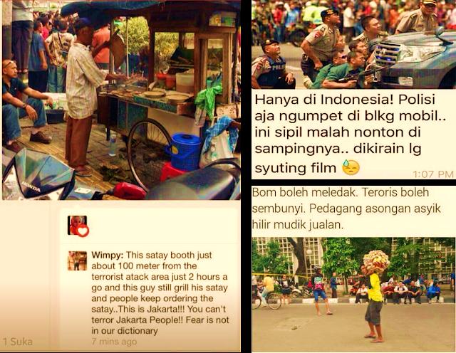 Kata Tom Pepinsky tentang Bom Jakarta